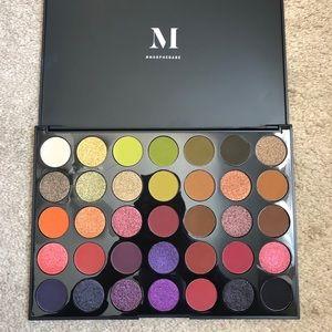 New Morphe 35M Palette